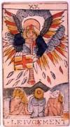 Il Giudizio nei tarocchi di Jean Dodal