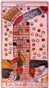 La Torre nei tarocchi di Jean Dodal
