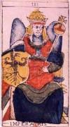 L'Imperatrice nei tarocchi di Jean Dodal