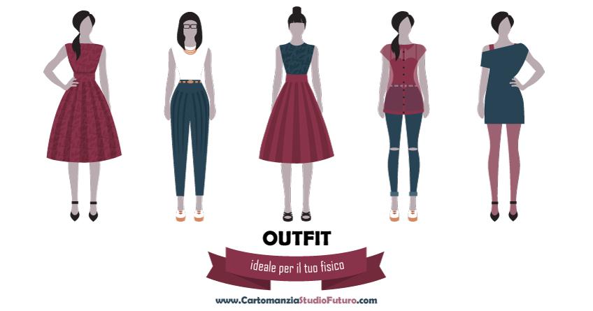 L'outfit ideale dipende dal tuo fisico, segui i nostri consigli per sentirti sicura e stare bene con te stessa.