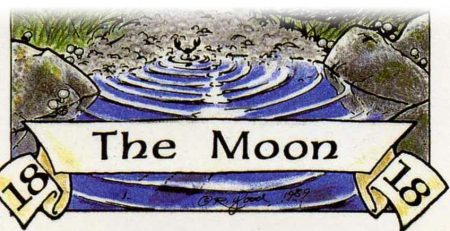La Luna arcano maggiore