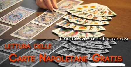Lettura carte napoletane gratis