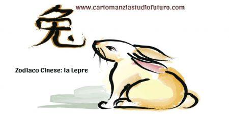 Lepre Zodiaco Cinese