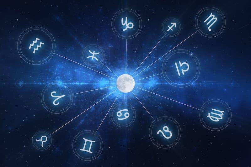 I quattro elementi nell'oroscopo